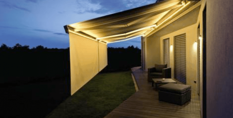 פתרונות הצללה למרפסת